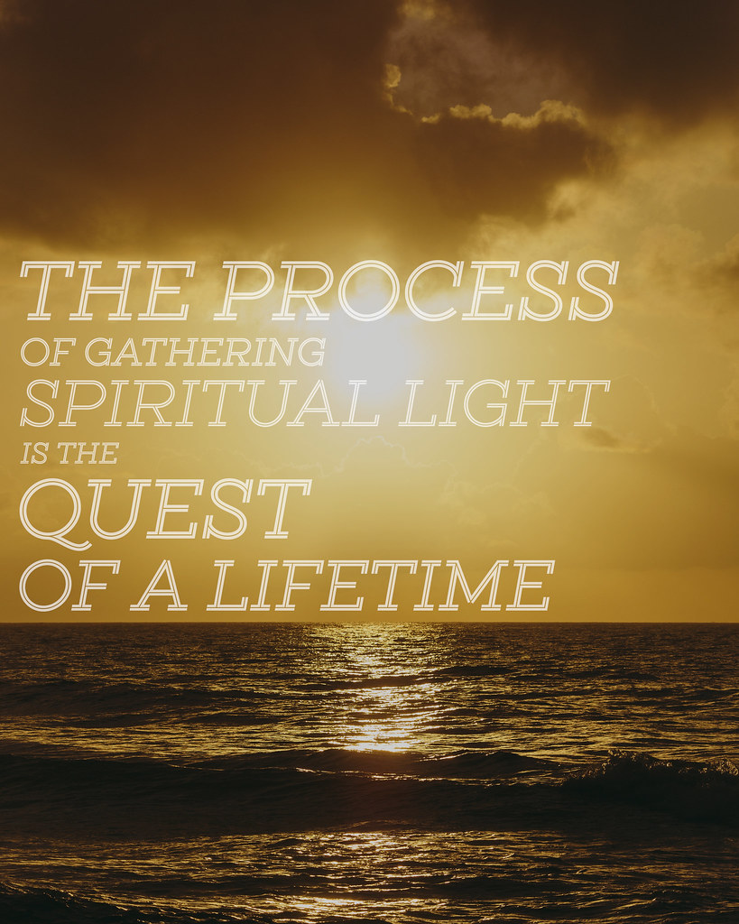 ProcessOfSpiritualLight