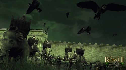 Total War: ROME II - Halloween Update