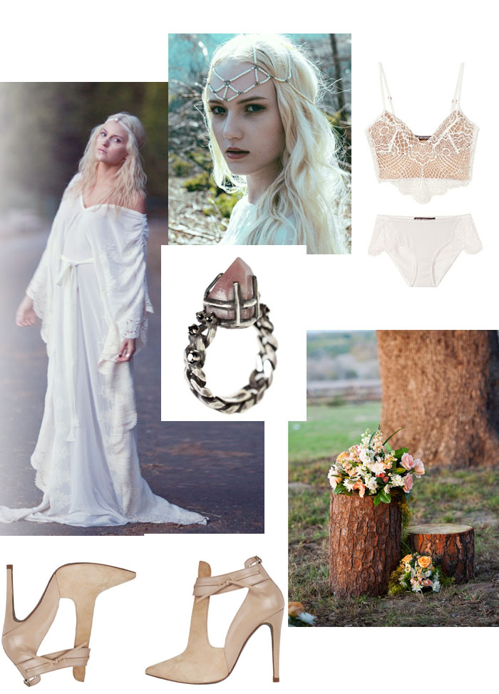 Love.ly Wedding Inspiration by Fringe of the Cro