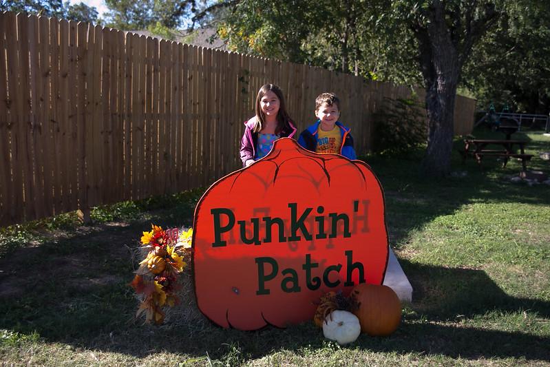 Pumpkin Patch - Jellystone Park