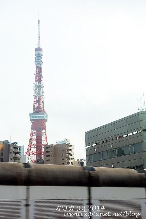 17刀口力日本東京鐵塔