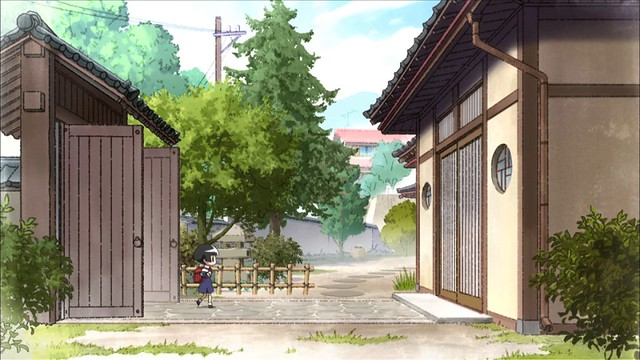 Gugure Kokkuri-san ep 3 - image 19