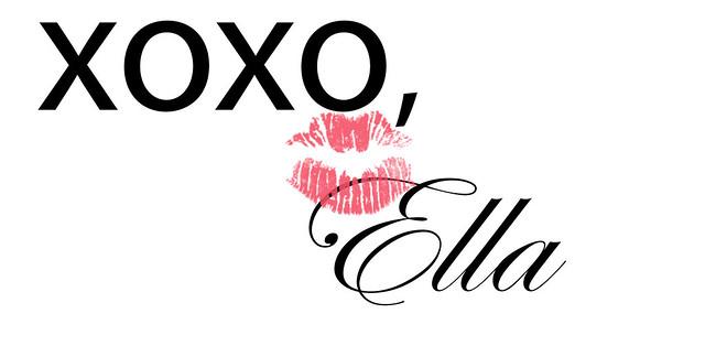 XOXO, Ella