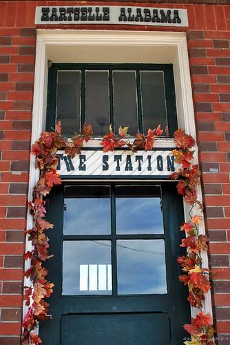 Hartselle Train Station
