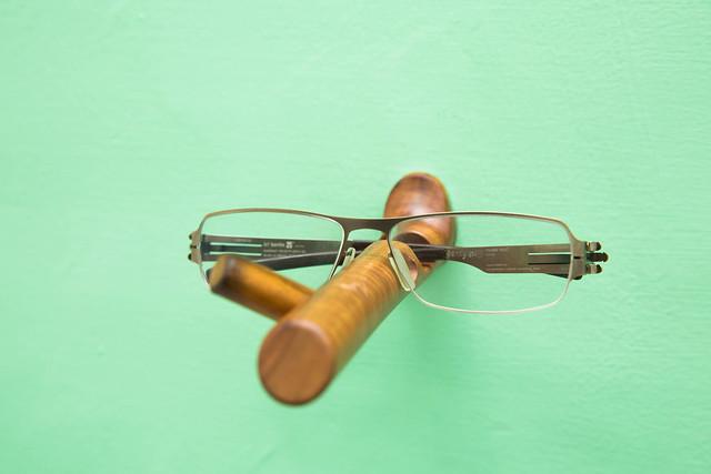 小木偶眼鏡架 THE PINOCCHIO GLASSES HOLDER @3C 達人廖阿輝