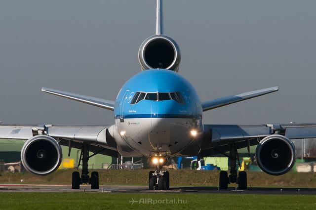 Véget ért egy korszak: Búcsúzik az utasszállító MD-11