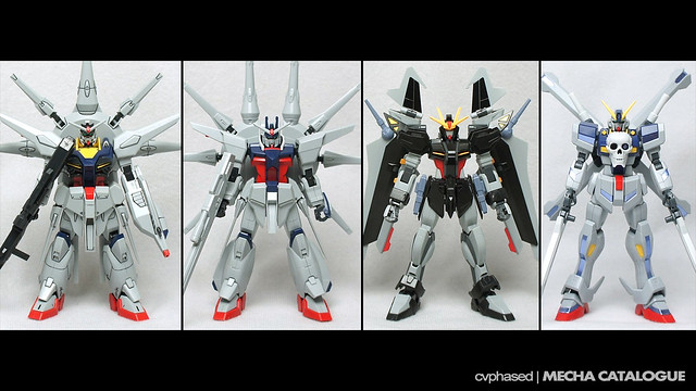Grey's Gundams