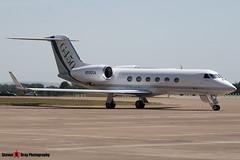 N990GA - 4020 - Gulfstream Aerospace - Gulfstream G450 - Fairford RIAT 2006 - Steven Gray - CRW_1623