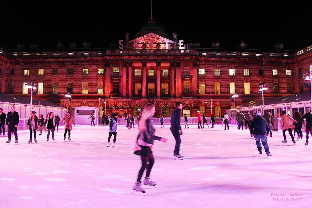 Somerset House Ice Rink [Explored, 5th November 2014]