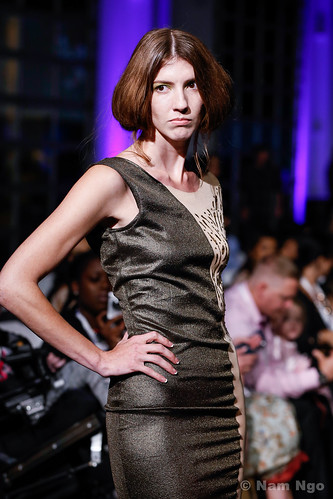 San Diego Fashion Week 2014 - SS 15 Collection -  CW Couture Collection