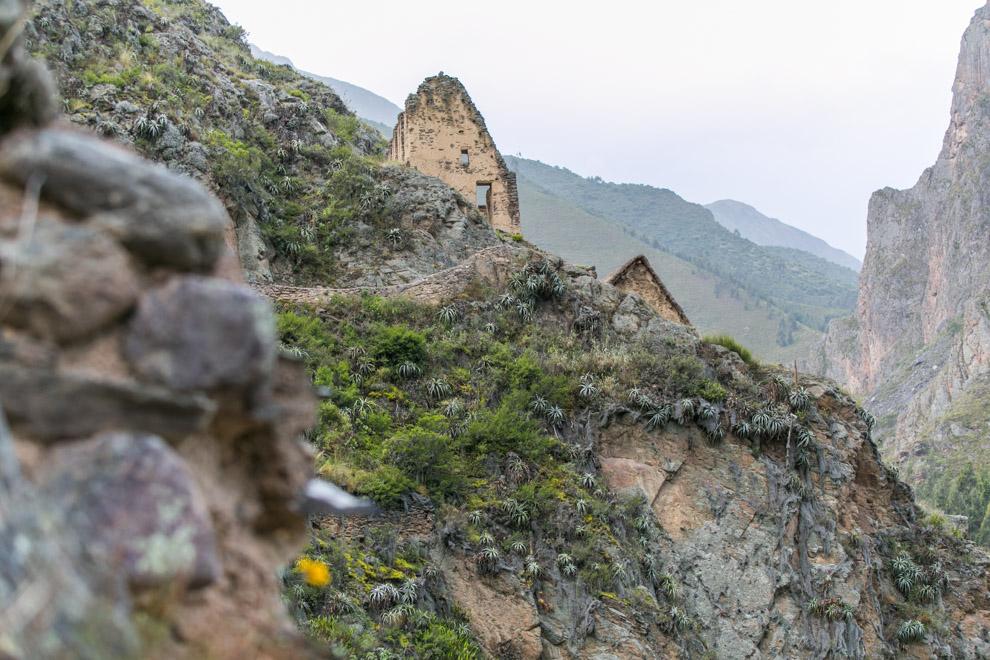 Písac también conocida como Pisaq, está ubicado a 33 kilómetros de la ciudad del Cuzco, en el Perú. Su sitio arqueológico es uno de los más importantes del Valle Sagrado de los Incas. (Tetsu Espósito)