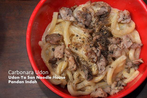 Udon-Ya San Noodle House Pandan Indah 1