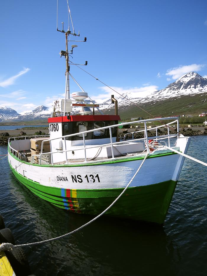 Iceland Fiordi Orientali