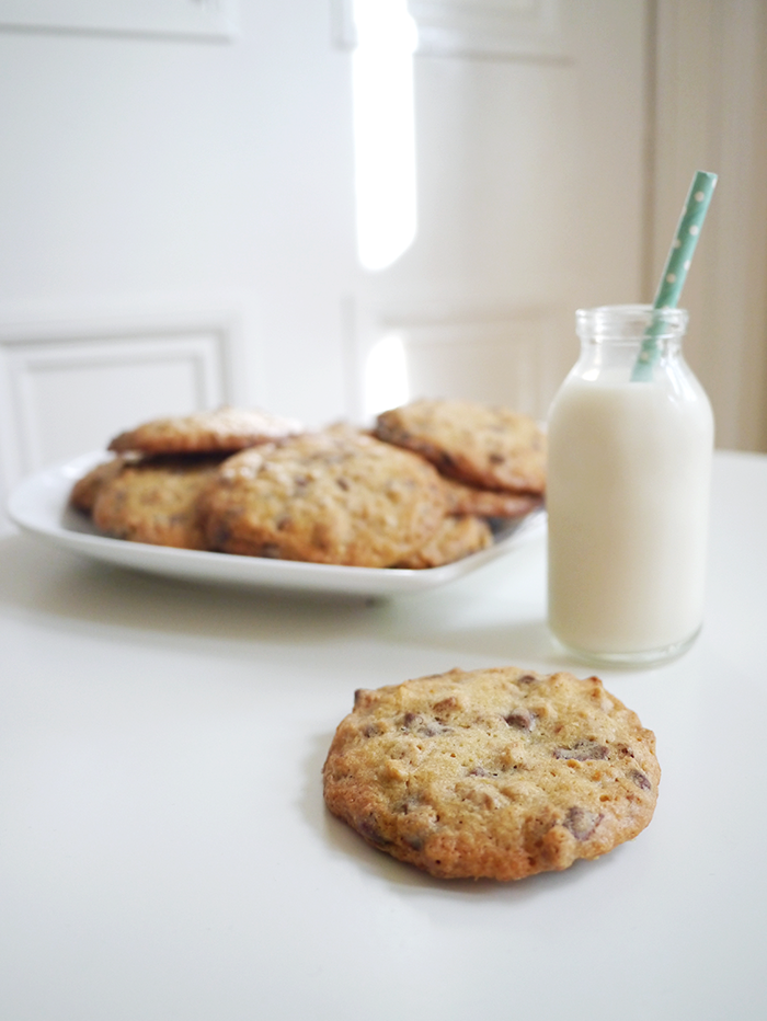 granola chocolate chip cookies recipe 3