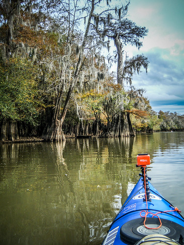 Savannah River from Stokes Bluff with LCU Nov 7, 2014, 4-18 PM Nov 8, 2014, 3-04 PM