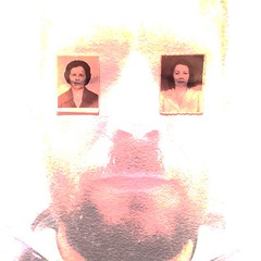 "#selfportrait over ""Identidades Perdidas"", @CassioCricor #SelfieKing"