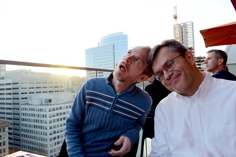 Robert & Tim