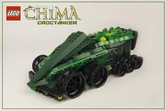 Chima Prototype CrocTanker