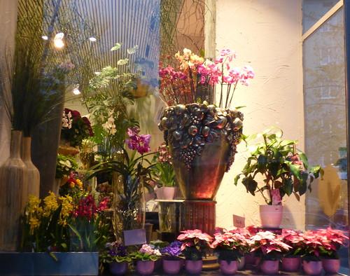 Kukkakauppa Töölössä