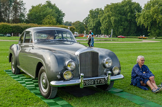 1954 Bentley Continental R (HJ Mulliner & Co)