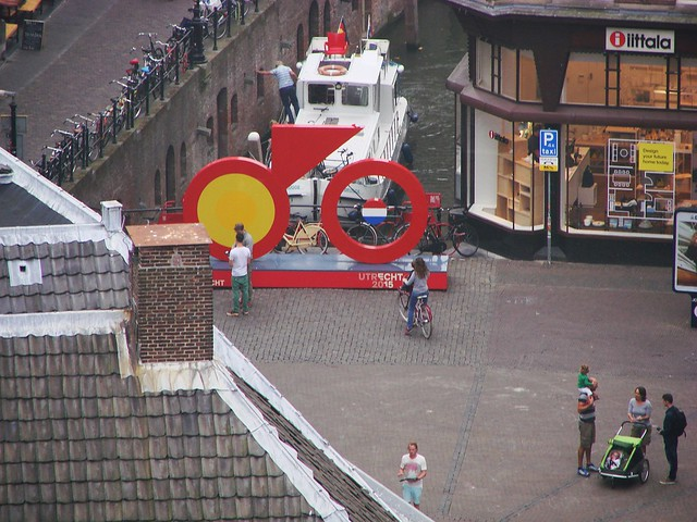 Tour de France Utrecht 2015