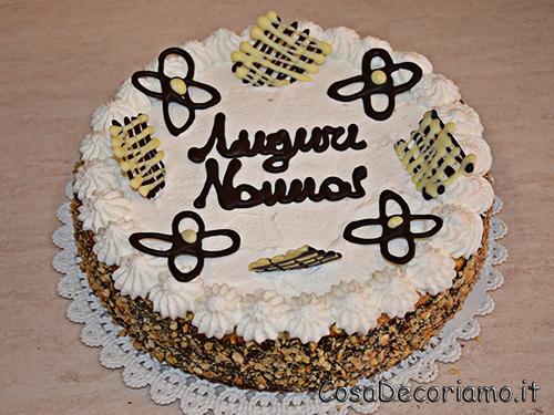 Torte - 8 - Torta Ferrero Rocher