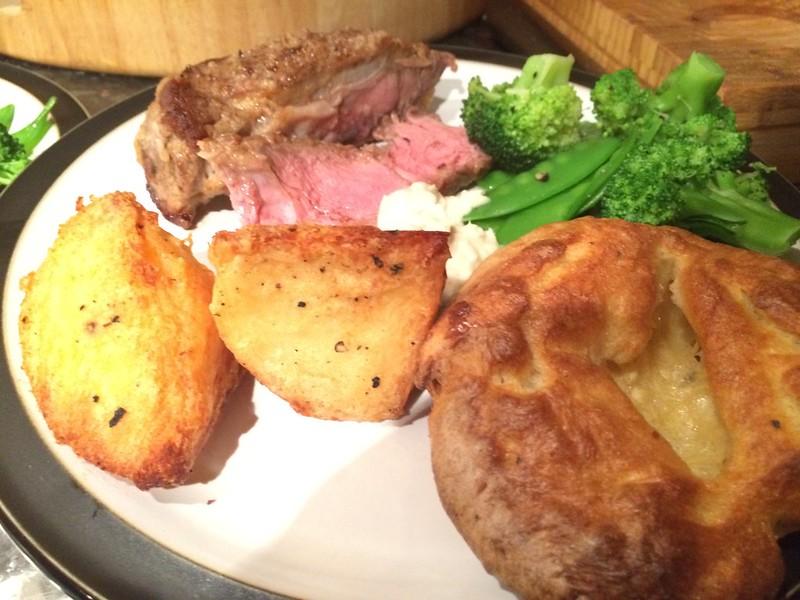 Rib of Beef : Close Up