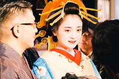 tradition(0.0), geisha(1.0), clothing(1.0), woman(1.0), female(1.0), costume(1.0), person(1.0),