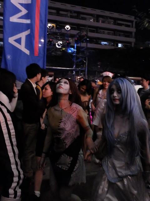 Nakameguro Blue Halloween 13