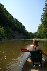 Canoing Day : the Grand River