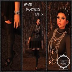 When Darkness Falls...