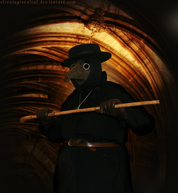 Plague Doctor Costume 2014