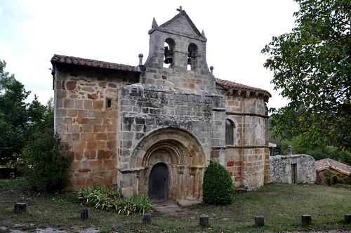 Crespos (Burgos). Iglesia de la Inmaculada
