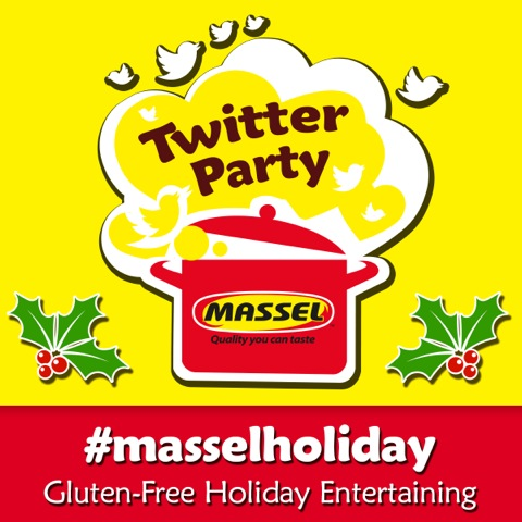 Massel Holiday Twitter Party
