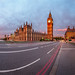 Queen Elizabeth Clock Tower and Westminster Palace in the Morning, London, United Kingdom