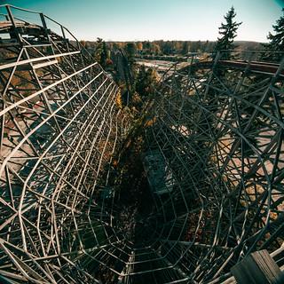 Geneva Pond Amusement Park