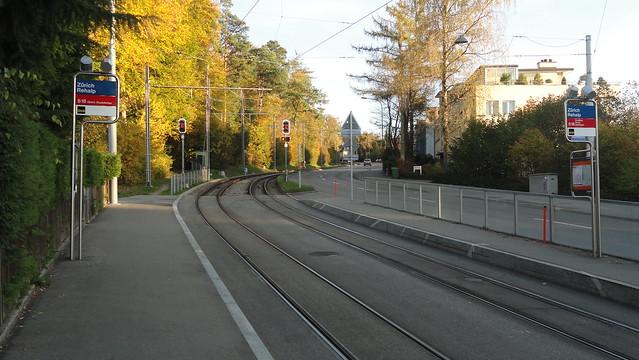 Signale der Forchbahn (Rehalp)
