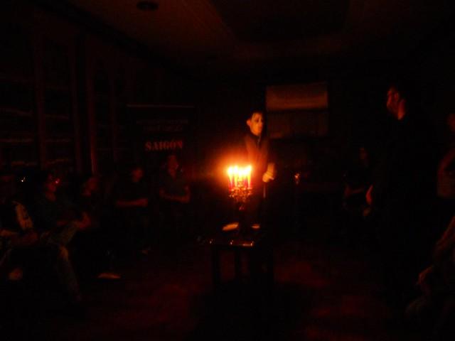 Noche de terror 2014. 31-10-14.