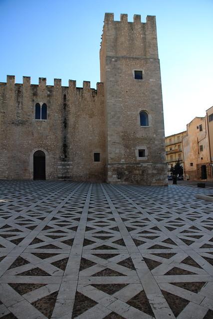 Alcamo: il Castello