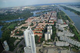 105 Uitzicht dakterras DC Tower