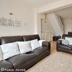 Lavender Cottage Living Room paint