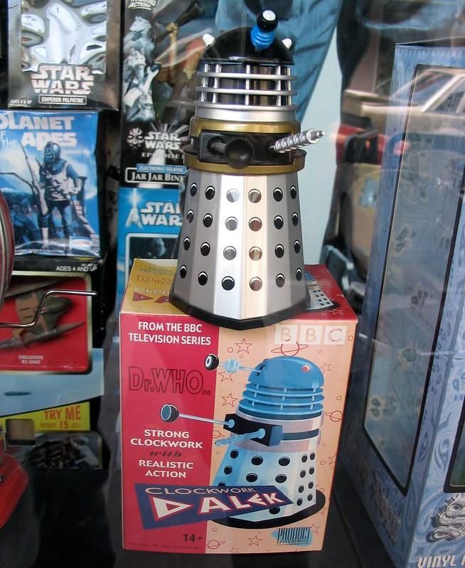 Toy Dalek (November 2004)