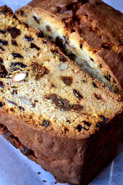 Fig Fruit Cake Recipe
