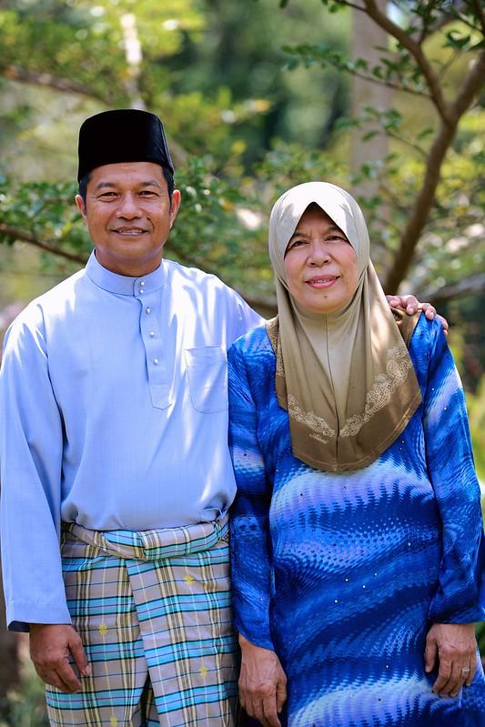 Ayah & Mak II