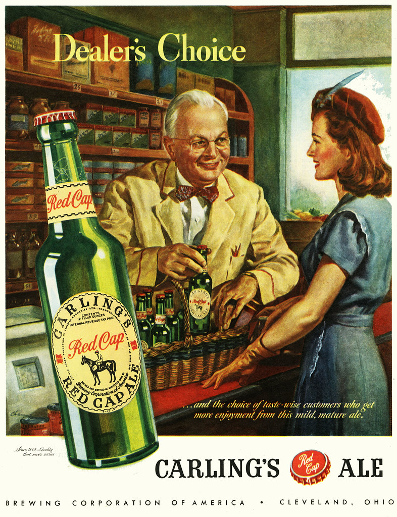 Red-Cap-1946-dealers-choice