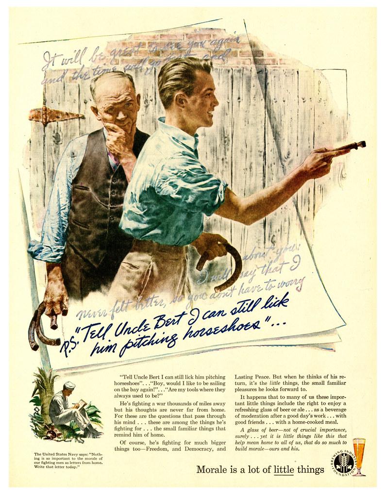 USBIF-Morale-1944-fence-painting