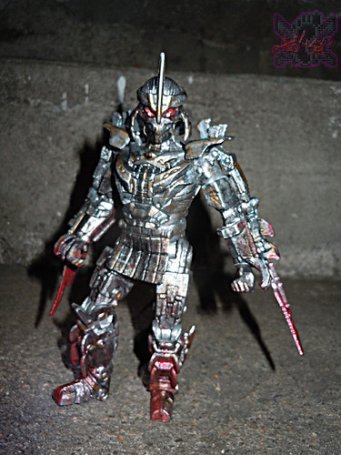 """NINJA TURTLES"" Movie :: SHREDDER  { tOKKustom MOVIE MANIAC } iii (( 2014 ))"