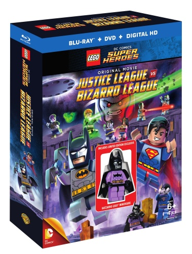 LEGO DC Super Heroes Justice League vs Bizarro League