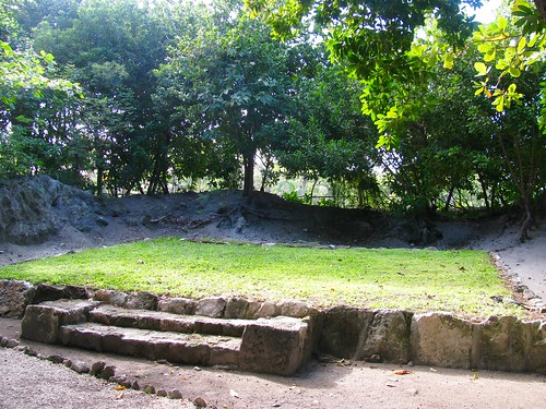 Zona Arqueológica San Miguelito. Museo Maya de Cancún