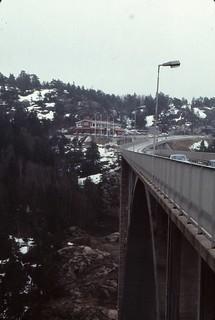 Sweden-Norway Border   -   14 April 1987